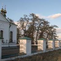 Югра -Ханты-Мансийский автономный округ. Берёзово. В 16 веке здесь была крепость.