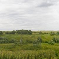 Здесь было село Никольское