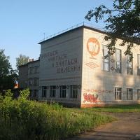 Посёлок Октябрьский школа