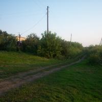 Связи пришла в д. Букреевка Солнцевского р-на Курской обл.и, но люди давно ушли!