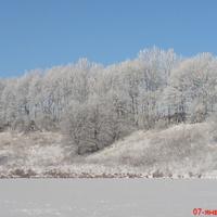 Зима на Псле