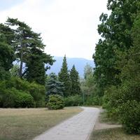 Парк Ливадия