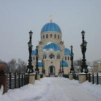 Живоночальной Троицы храм