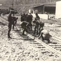 Отделочные работы на станции Солони