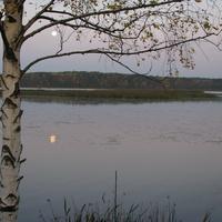 На oзерi