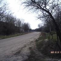 Траса з низу на гору.с Положа