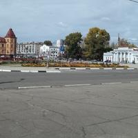 Площадь 30и летия победы