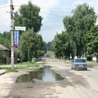 Певогвардейская улица.