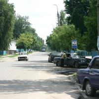 Первогвардейская улица - Больница.