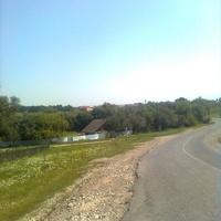 Въезд в деревню