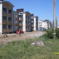 новые дома на ул. Свободы