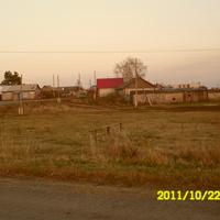 Завьяловская осень -деревенька