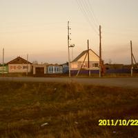 Завьяловская осень - деревенька