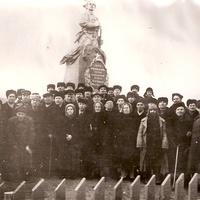 5 ноября 1958 г. Открытие памятника И.С. Кутякову