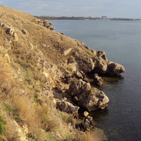 Бухты Семеновки.