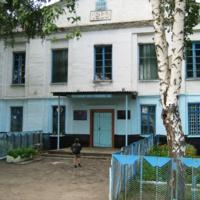 Октябрьская средня школа