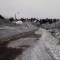 первый снежок..2011.