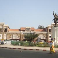 жд вокзал Дакара