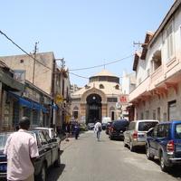 старый рынок Дакара