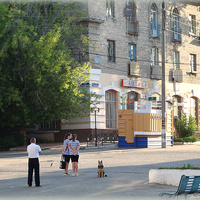 ул.Кутузова - утро