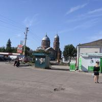Площадка автовокзала