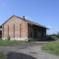 Склад на ЖД станции