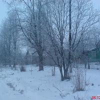 зимнее утро в Барово