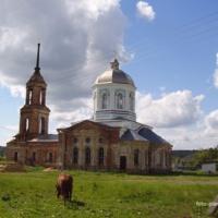 Церковь Жилино