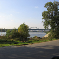 Мост через Москва реку около Бесед