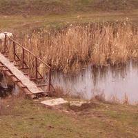 Мостик через Тащенак в Данило-Ивановке