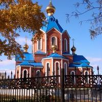 Комсомольск на Амуре. Церковь