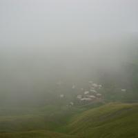 Цирхе в тумане