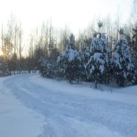 Зима Старое