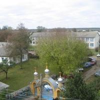 Вигляд села з дзвінниці