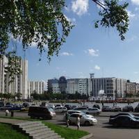 Центральная площадь (пл. Ленина)