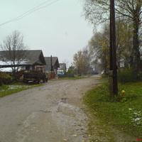 Фешино Вид на деревню 2007 год