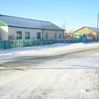с. Фыркал ул. Гагарина декабрь 2011 г.
