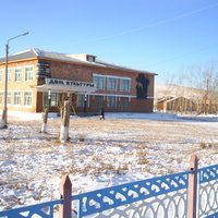 ДК с. Фыркал декабрь 2011 г.