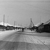 с. Никольское февраль 1971 г.