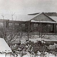 Никольская средняя школа 1971 г.