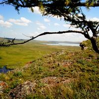Вид на озеро Фыркал с 8 Сундука август 2011 г.