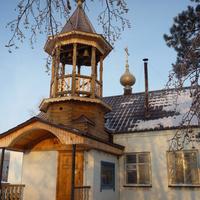 Церковь в честь великомученицы Варвары