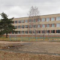 Учебный корпус аграрно-технического лицея (бывшее СПТУ-184)