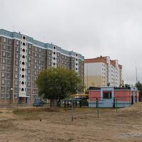 Новые дома по ул. Батова