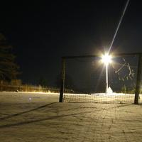Футбольная поляна в Дарьино