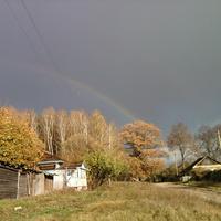 Турановка,октябрь 2011 года