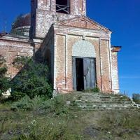 Церковь села Суводь 2011