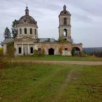 Предтеченская церковь села Суводь
