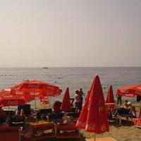 На пляже Могрен