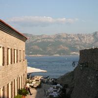 Вид на море со старого города